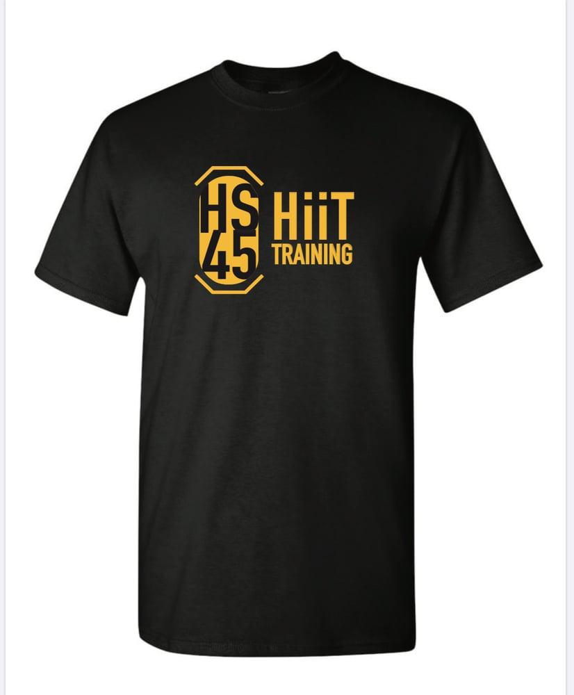 Image of HS45 Hiit Logo TShirt-