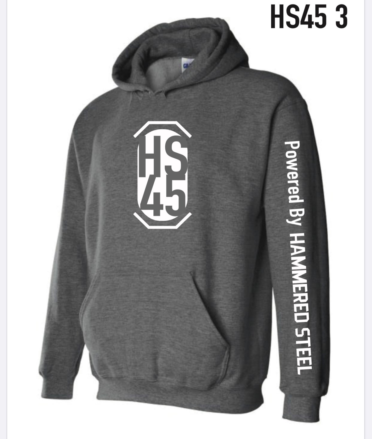 Image of HS45 Hiit Logo Hoodie - Multiple Colors