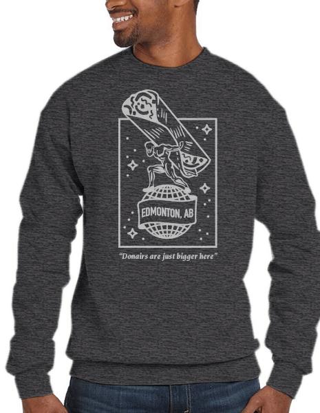 Image of Bigger Here Sweatshirt