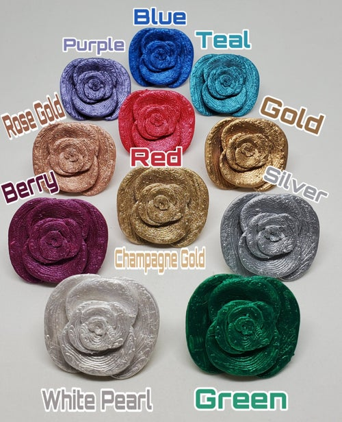 Image of Flower Lapel Pins