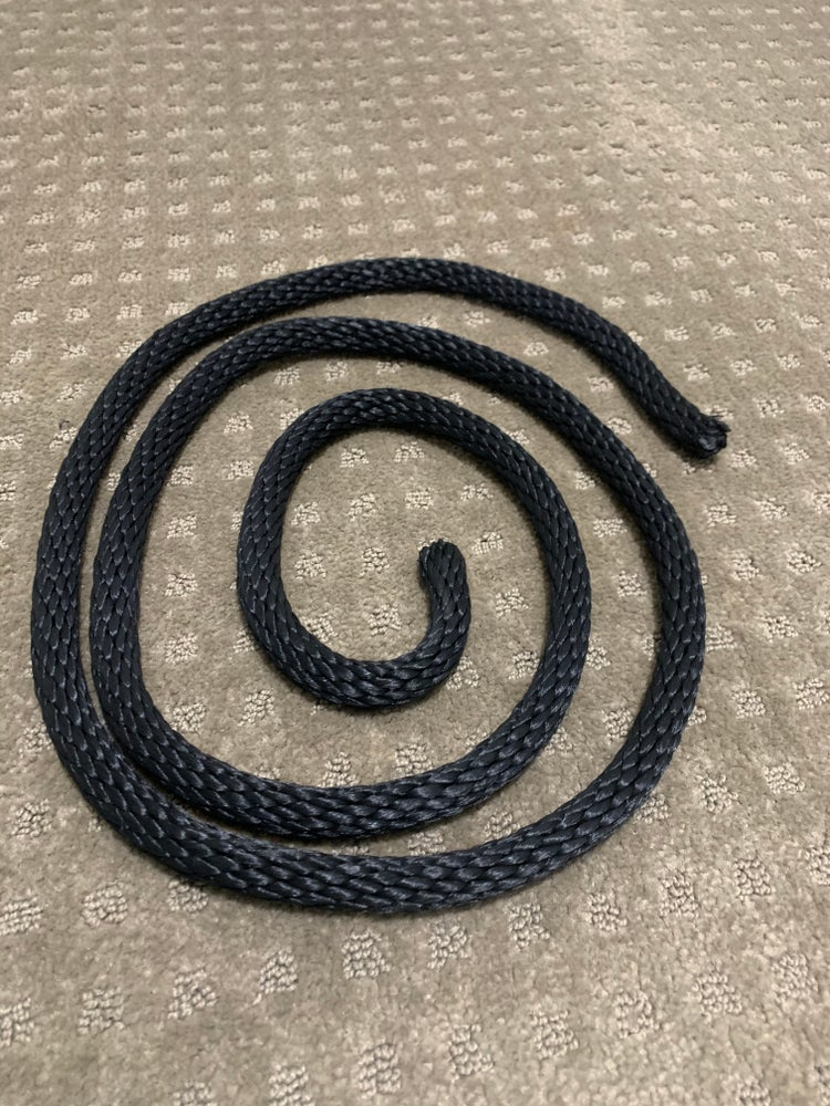 Image of Black Rope belt