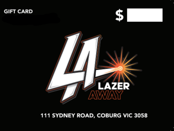 Image of Lazer Away Tattoo Removal Gift Voucher