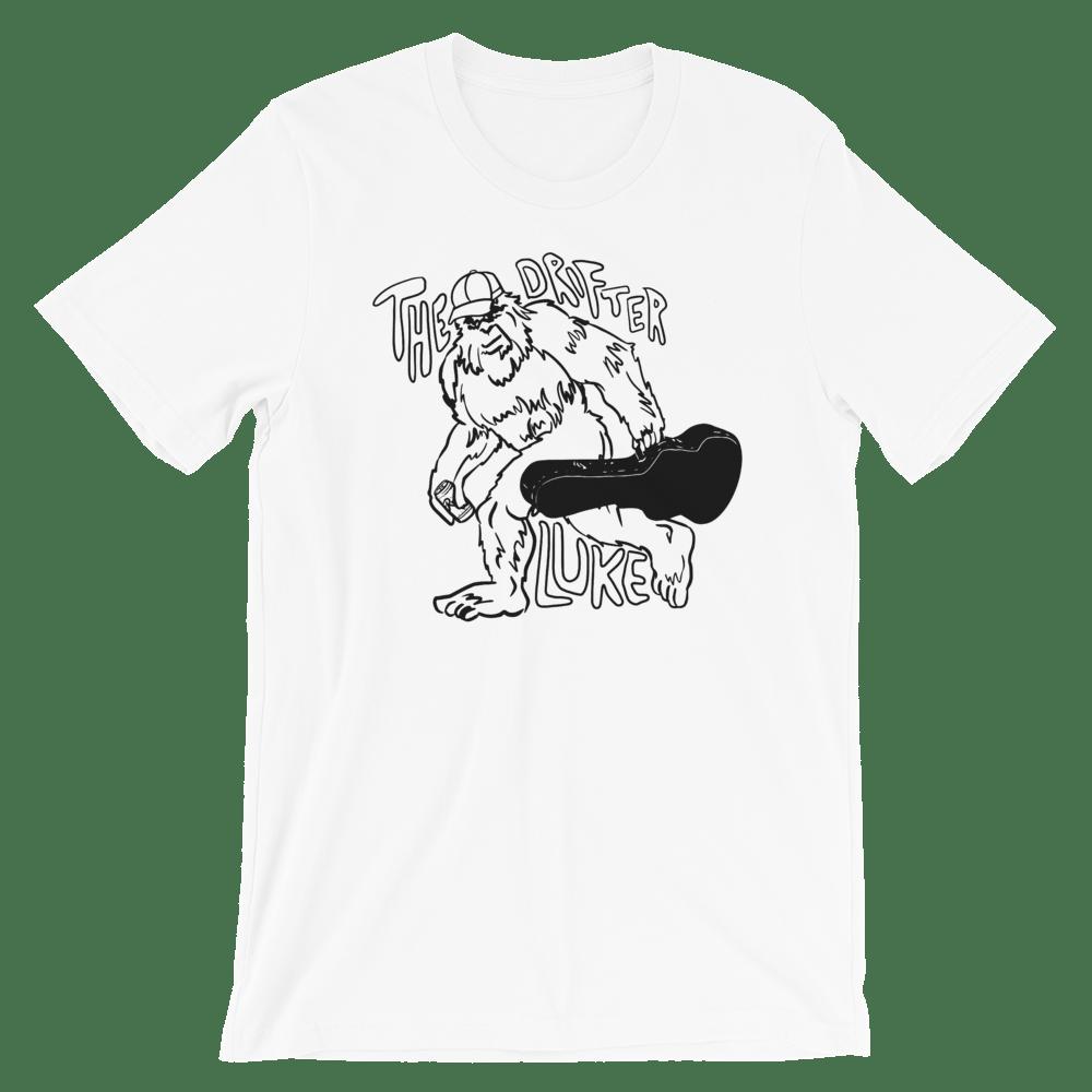 Image of Sasquatch Shirt - White