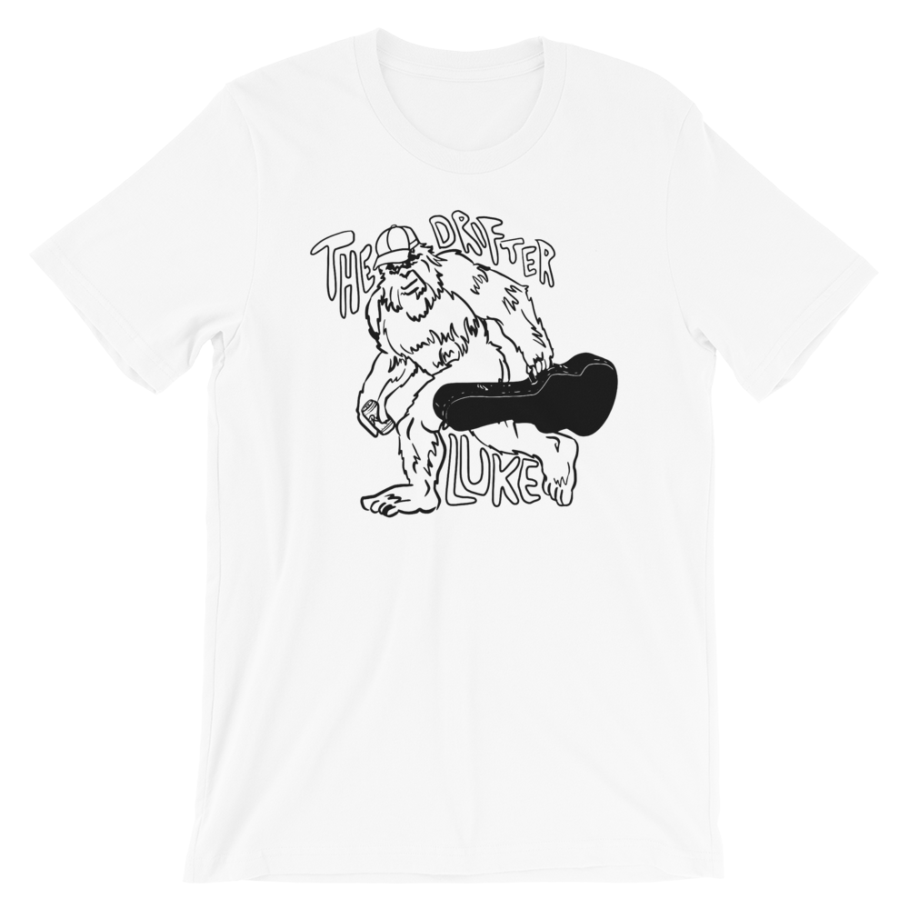 Image of Sasquatch Shirt - White