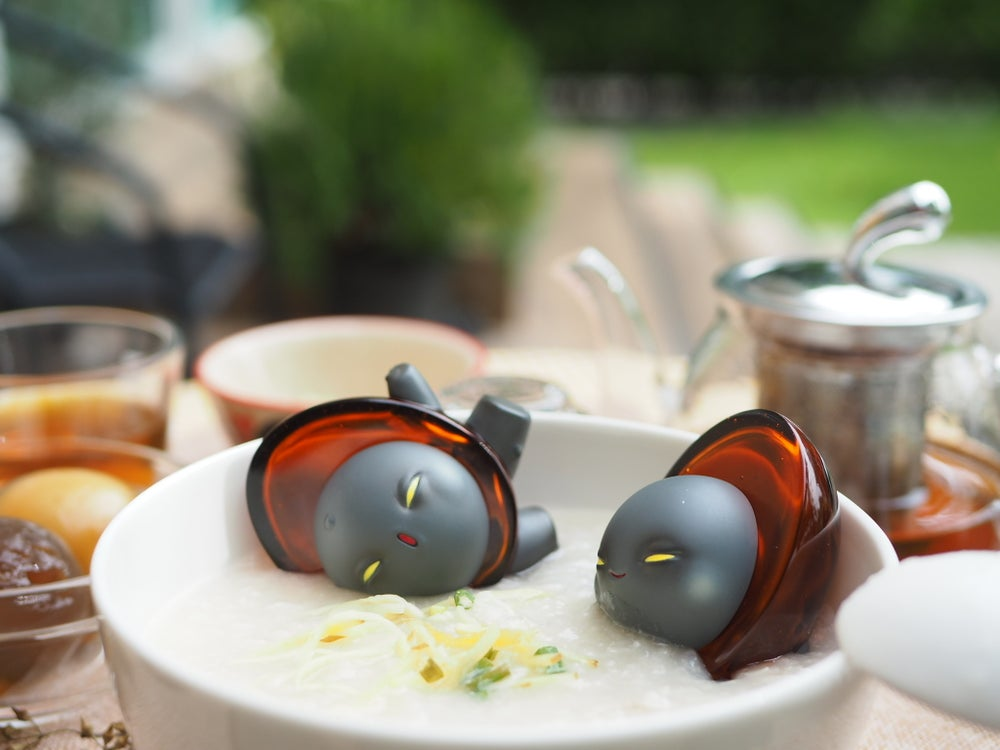 Image of Baby Yolk【 Century Egg 】