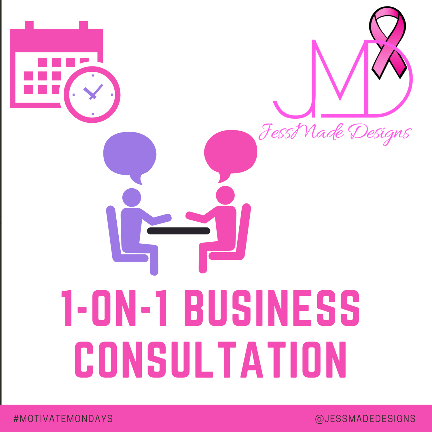Image of 1 on 1 Consultation