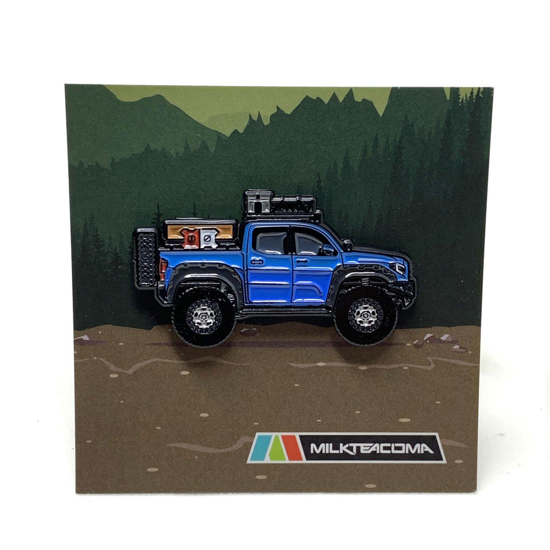 Image of Voodoo Blue Tacoma V1 (RARE)