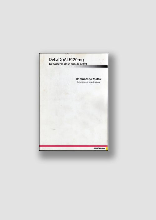 Image of DéLaDoALE© 20 mg, Dépasser la dose annule l'effet