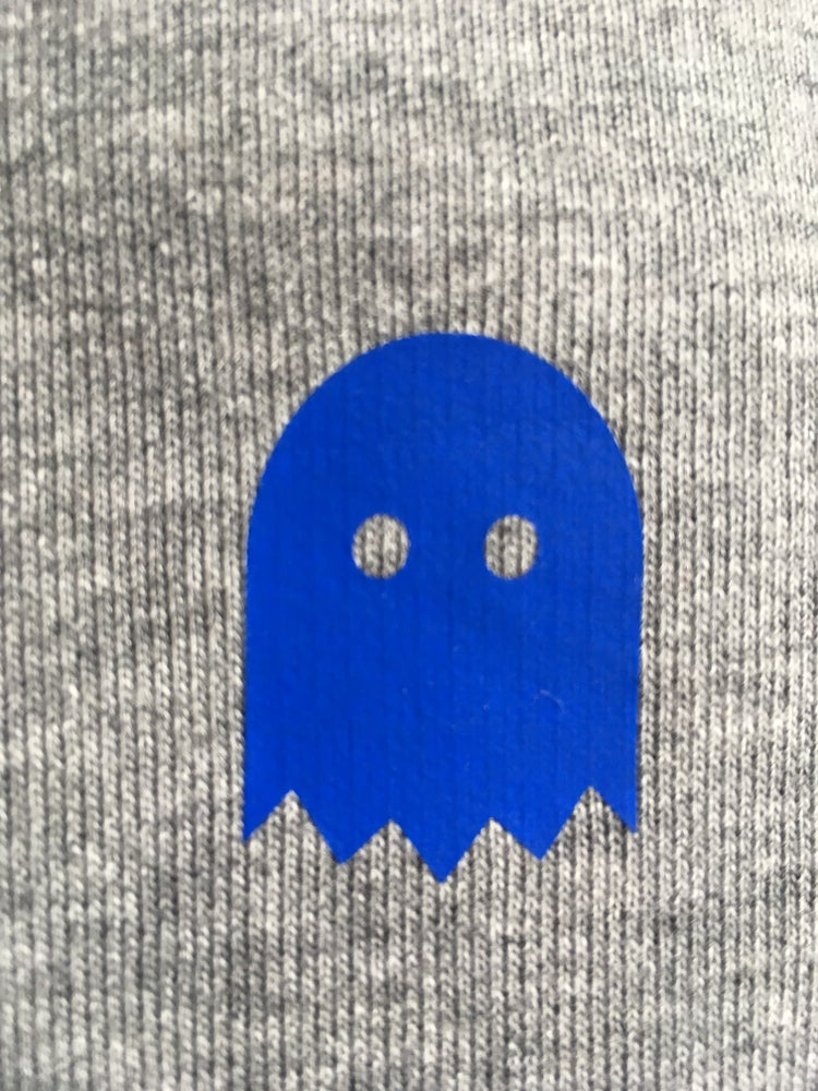 Image of Sweater ghost navy