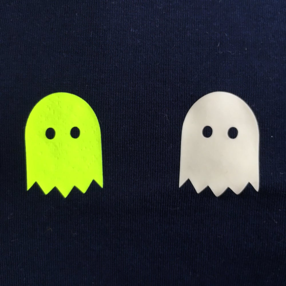 Image of T-Shirt ghost navy