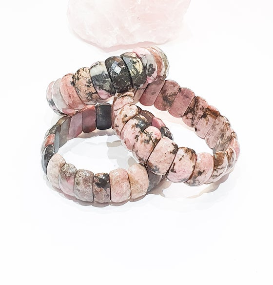 Image of Rhodonite Bracelet