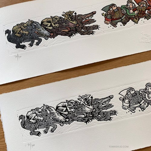 Image of Wargs!
