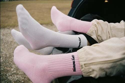 Image of Lover Socks in White