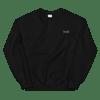 Embroidery Bruh Sweatshirt