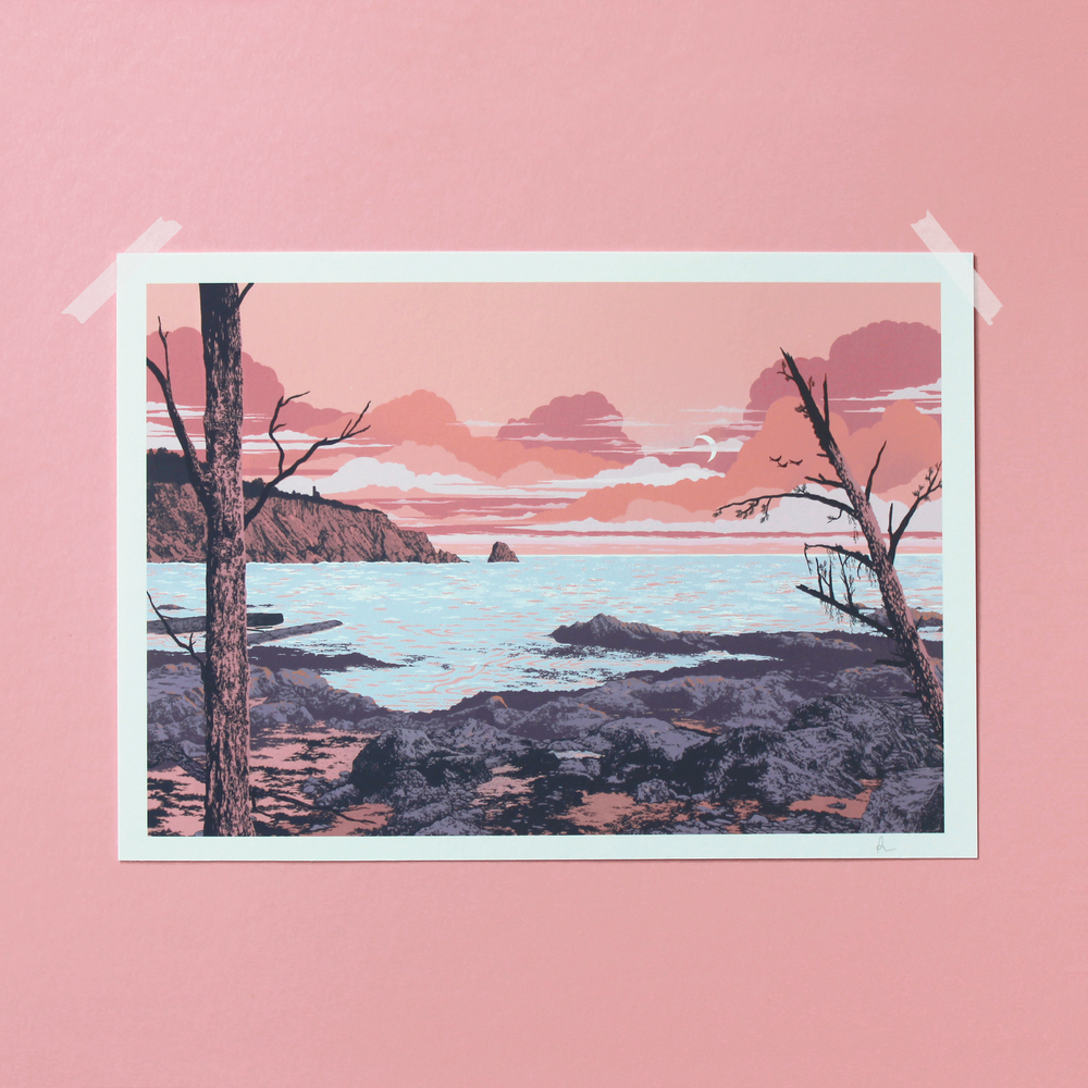 Image of Shore Print