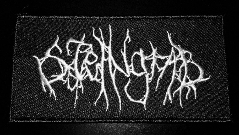 "Image of STEINGRAB - ""Logo"" Patch"
