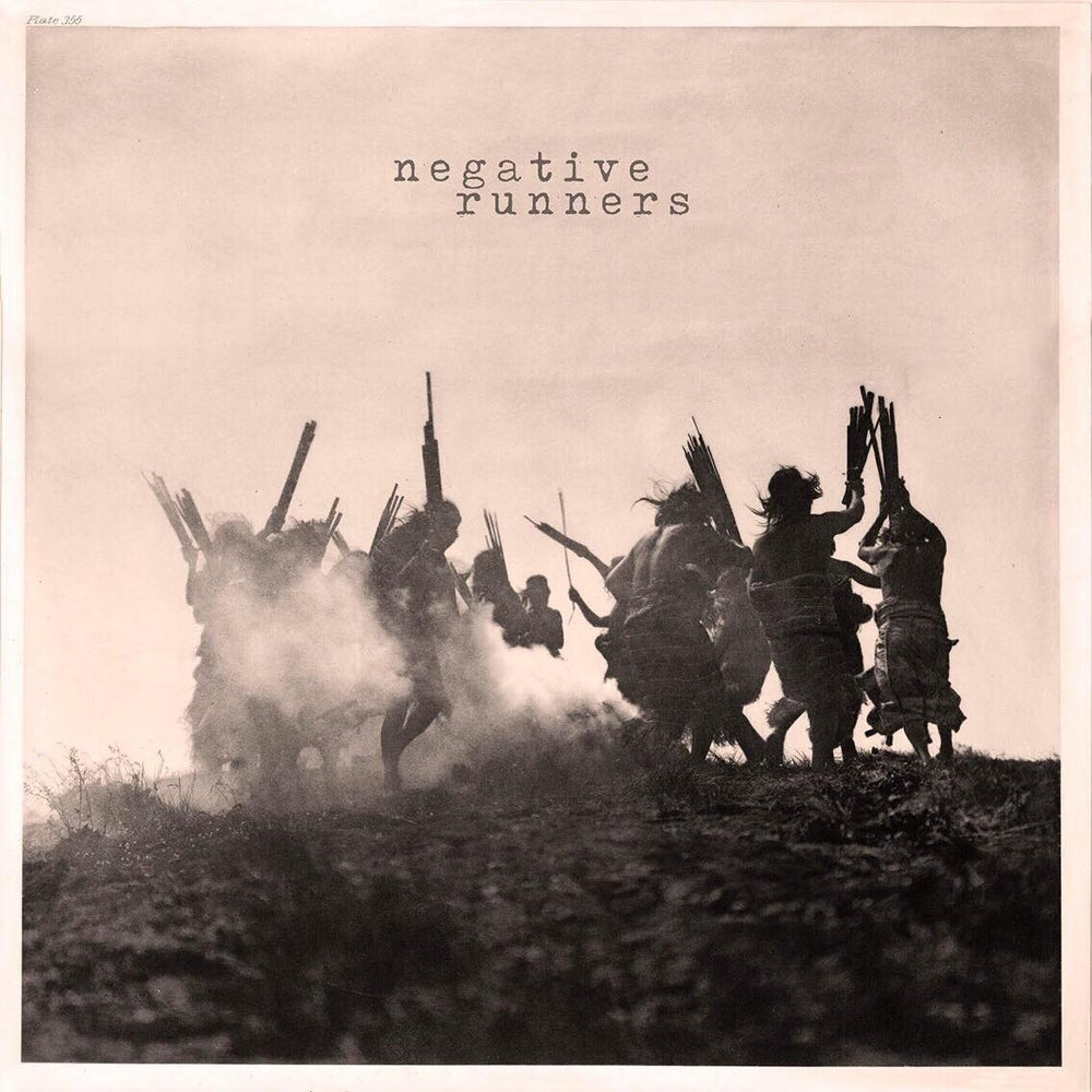 """Image of NEGATIVE RUNNERS - S/T 12"""""""