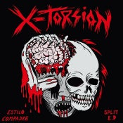"Image of X-TORSION / CRUEL FACE SPLIT 7"" E.P.(IMPORT)"