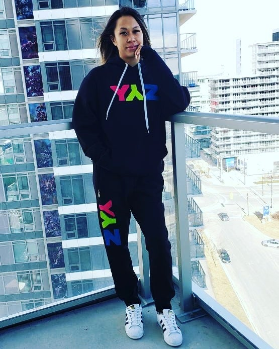 STAY FLY YYZ TRACKSUIT