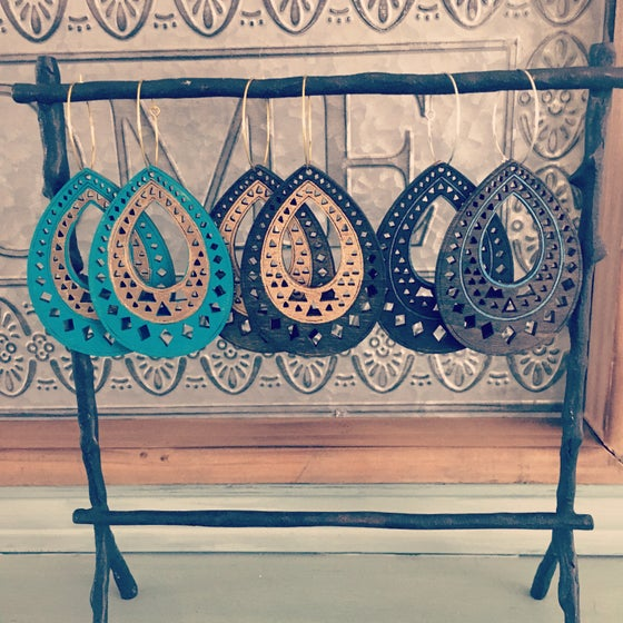 Image of Bohemian Earrings