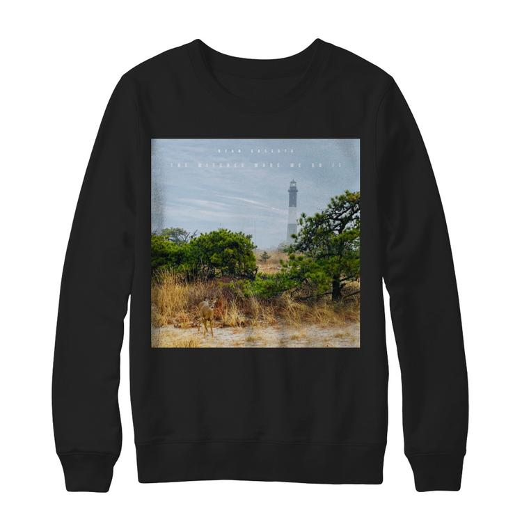 Image of Album Cover Pullover