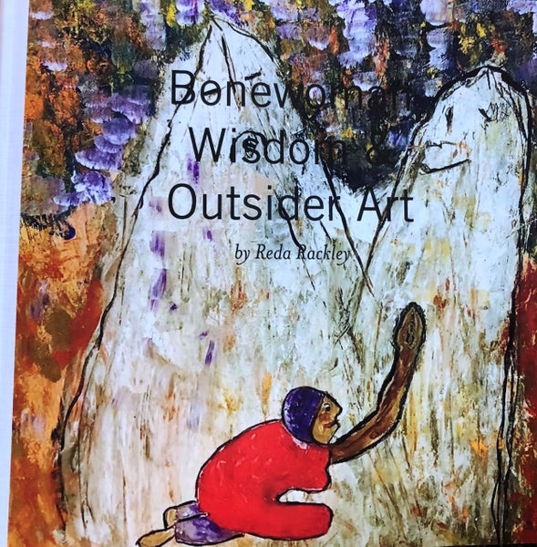 Image of Bonewoman Wisdom & Outsider Art