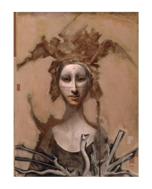 "Image of ""Sibyl"" Limited Edition print"
