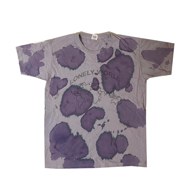 Image of TIE DYED 1/1 MAP TSHIRT
