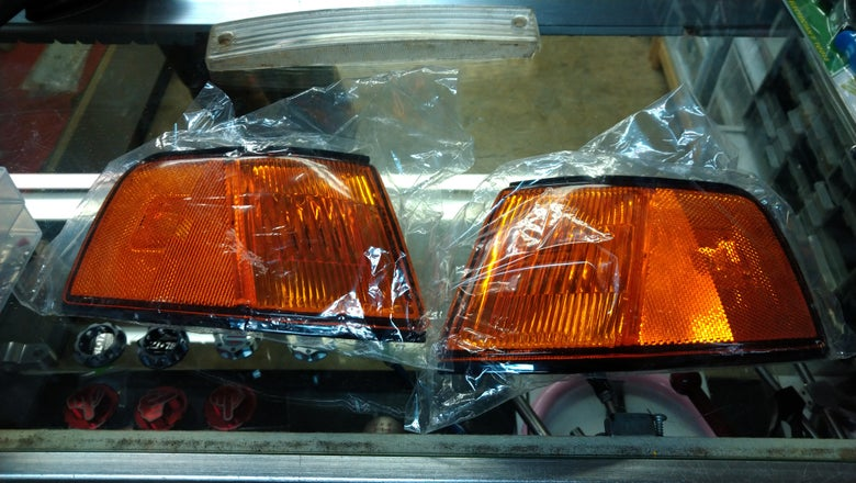 Image of Honda Civic Sedan Corner light 90-91