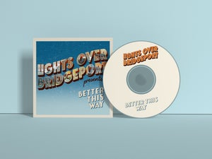 Image of Better This Way CD