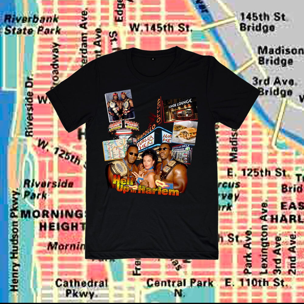 Image of HARLEM HEAT TEE