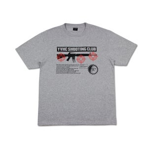 Image of YVHC shooting club (heather grey)