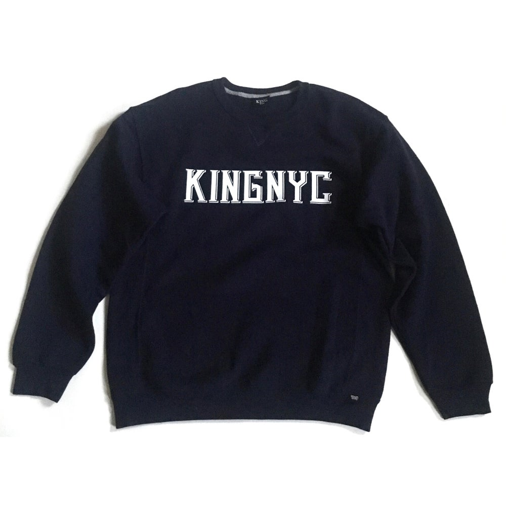 Image of KingNYC Dumbo Crewneck