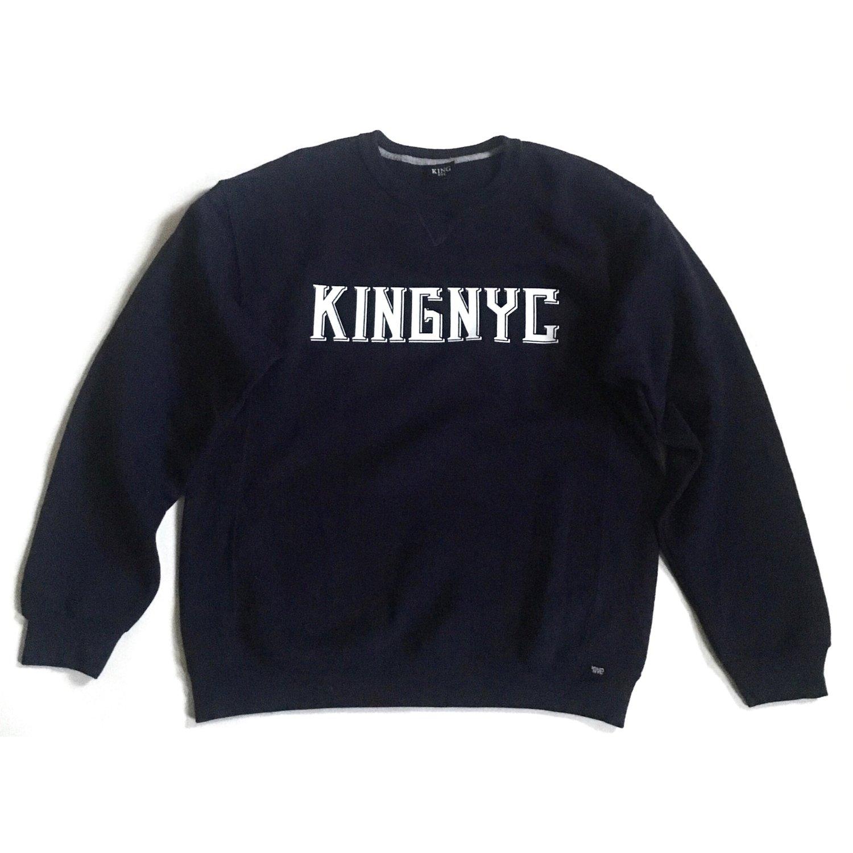 Image of KingNYC Dumbo Crewneck