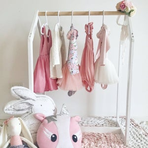 Image of Dress Up Rack / Clothing Rack