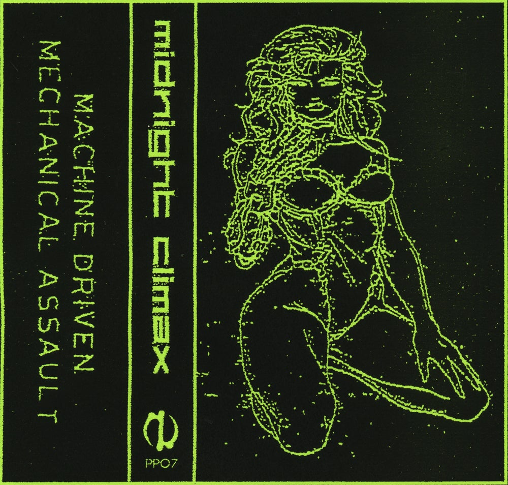 Image of Midnight Climax - Machine Driven Mechanical Assault EP