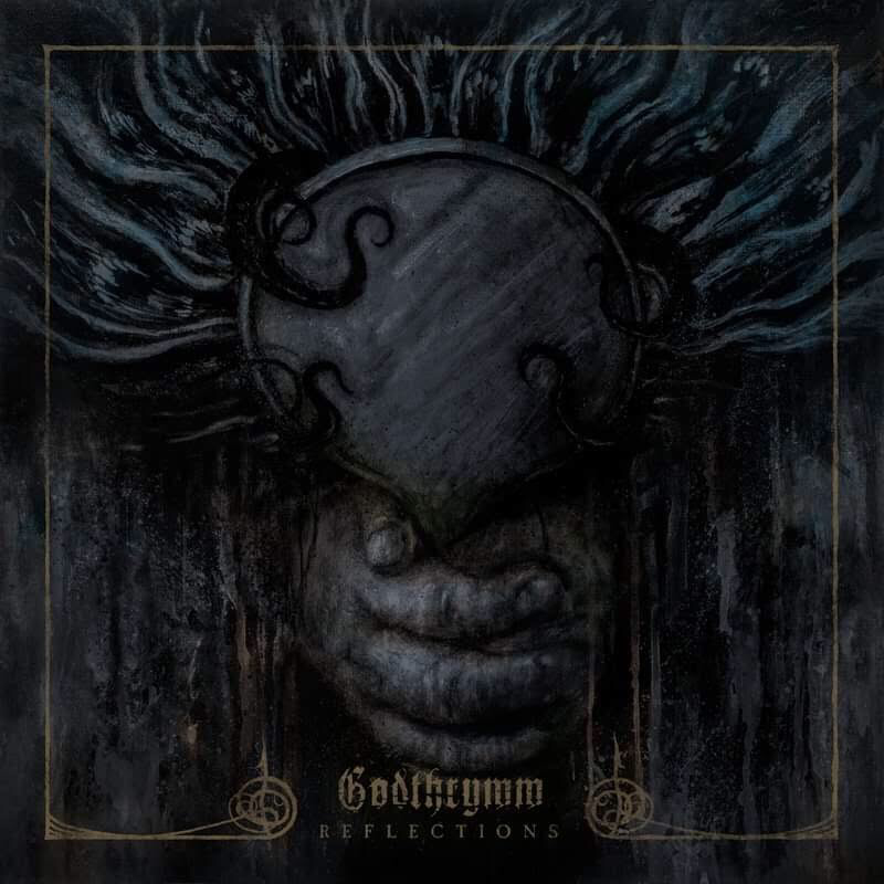 "Image of ""Reflections"" debut GODTHRYMM album CD"