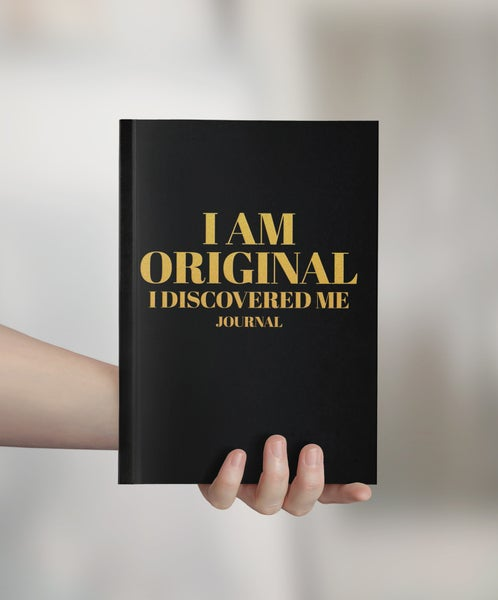 Image of I Am Original Journal