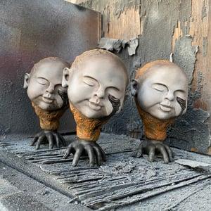 Image of Tebamotochan Drumstick Baby: Wetworks Custom