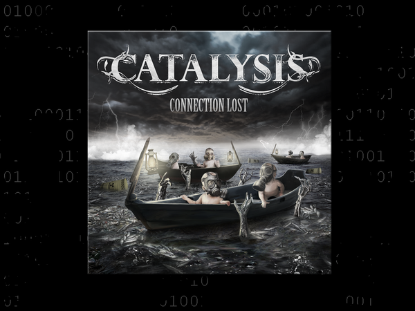 Image of Catalysis - Connection Lost CD album