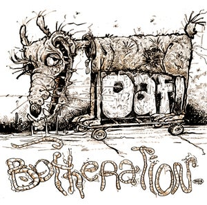 Image of Oaf - Botheration (CD)