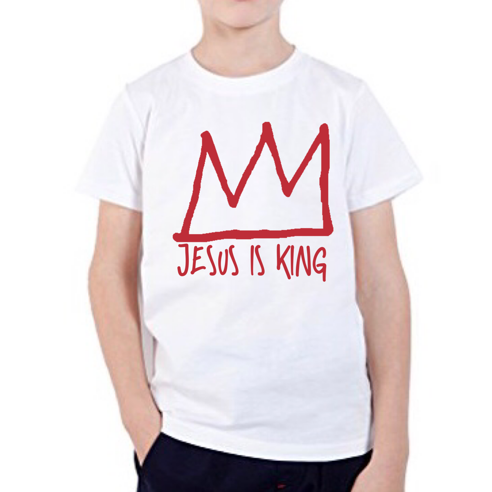 Image of Jesus Is King (He Loves Me | RED)