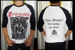 """Image of TENEBRARUM """"Alta magia"""" Shirt"""