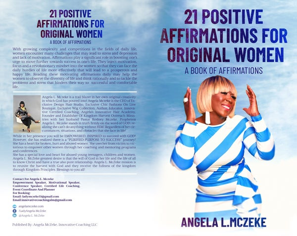 Image of 21 Affirmations For Original Women