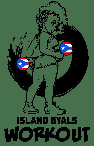 Image of Puerto Rico Island Gyal