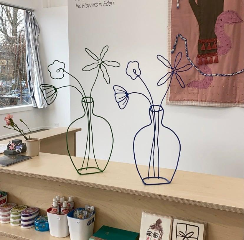 Image of Flower vase
