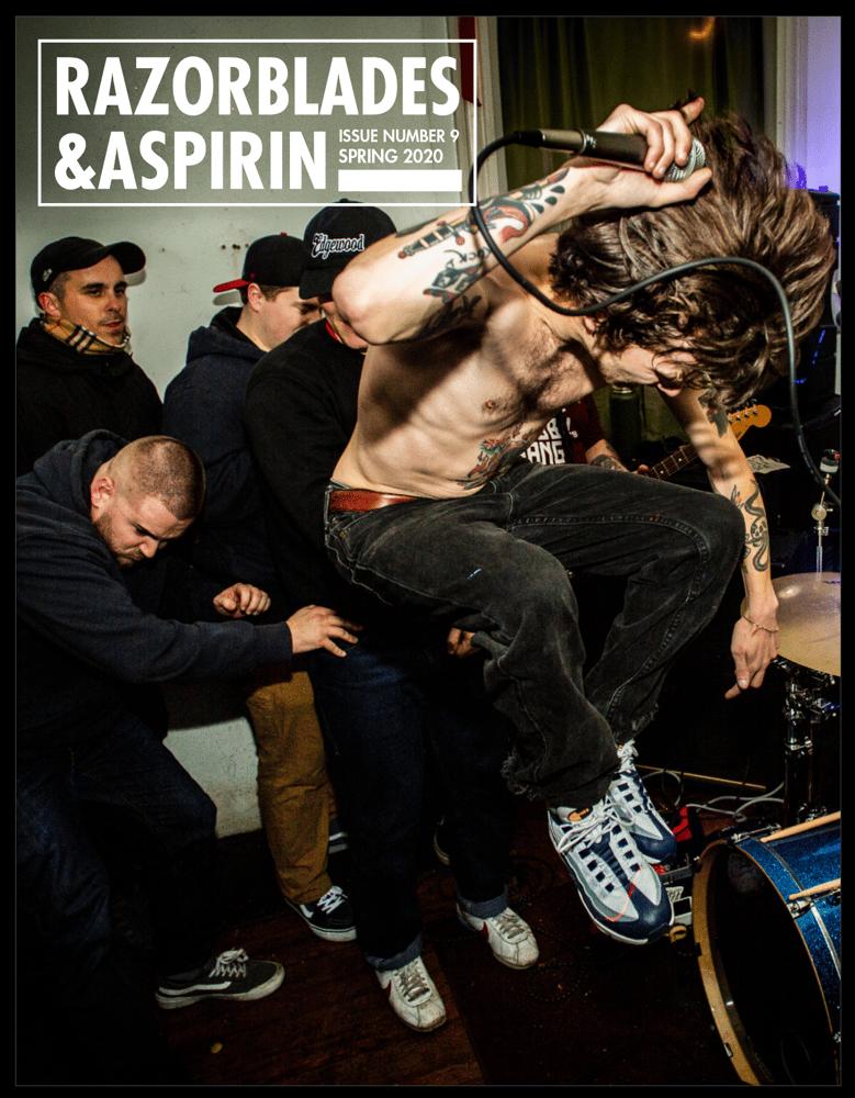 Image of Razorblades & Aspirin #9