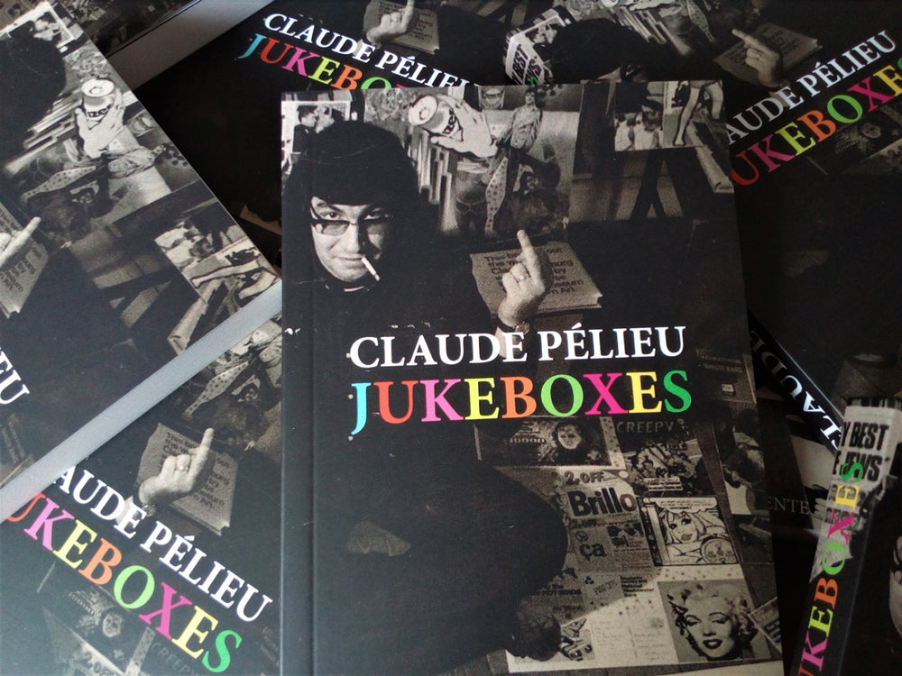 Image of Jukeboxes de Claude Pélieu