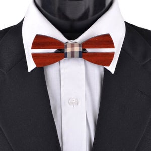 Image of Wooden bow ties 2