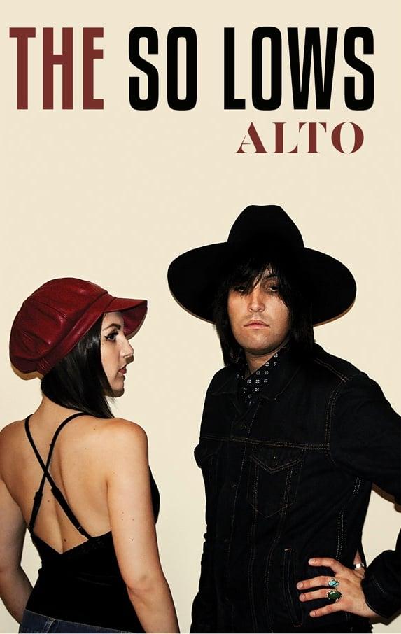 The So Lows - Alto (Cassette Tape)